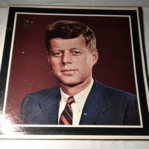 Vtg JFK A Memorial Album